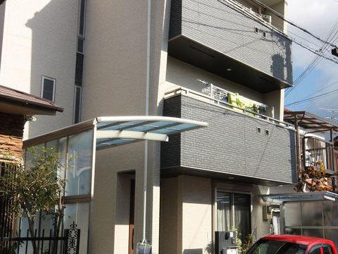 奈良「生駒山を望む」家サムネイル